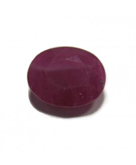 Natural Ruby Manikya - (Chuni) Oval Mix Gemstone - 3.20 Carat (RU-13)
