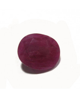 Natural Ruby (Manikya) Oval Mix - 8.10 Carat (RU-18)