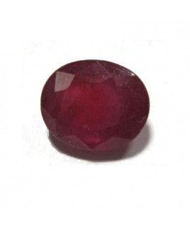 Natural Ruby Manikya - (Chuni) Oval Mix Gemstone- 7.50 Carat (RU-36)