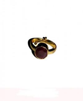 Ruby (Manikya) Ring (GERU-001)