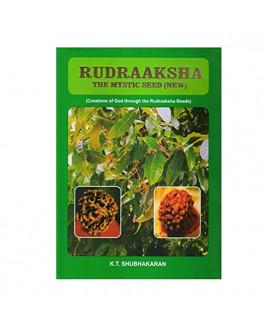 Rudraksha The Mystic Sead In English By K.T. Subhakaran -(BOAS-0874)