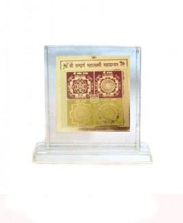 Sampoorna Mahalakshmi Mahayantra - 8 cm (YASML-004)