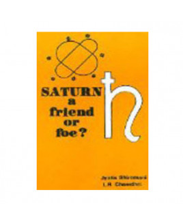 Saturn a Friend or Foe by L.R. Chawdhri (BOAS-0090)