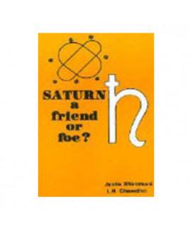 Saturn a Friend or Foe by L.R. Chawdhri (BOAS-0090)