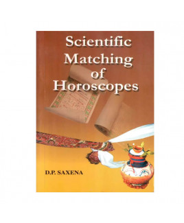 Scientific Matching of Horoscope in English by D. P. Saxena- (BOAS-0928)