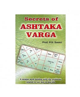 Secrets of Ashtakavarga (BOAS-0698)