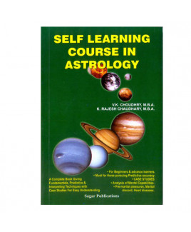 Self Learning Course in Astrology (BOAS-0218)