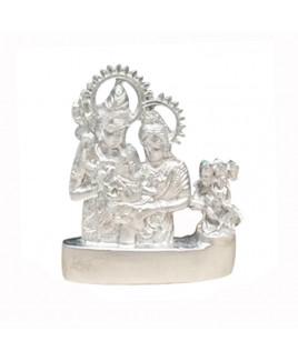 Parad  Shiv Parivar / Family - 200 Gm - (PASP-003)