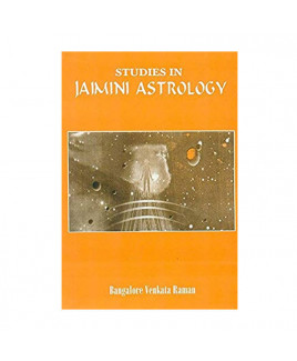 Studies in Jaimini Astrology  in English - Paperback- (BOAS-0791)