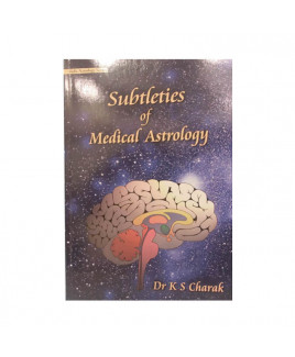 Subtleties Of Medical Astrology -(BOAS-0724)
