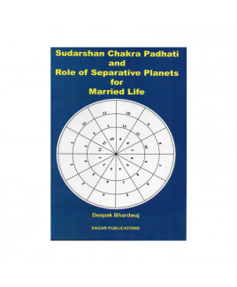 Sudarshan Chakra Padhati And Role Of Separative Planets For Married Life in English -(BOAS-0750)