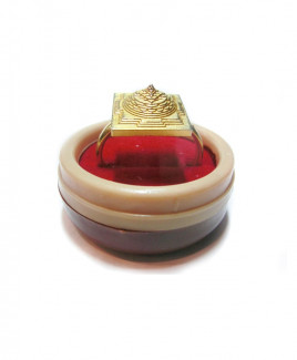 Sumeru Shree Yantra Ring (SRRG-001)