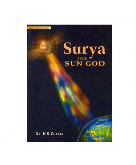Surya The Sun God - (BOAS-0241)