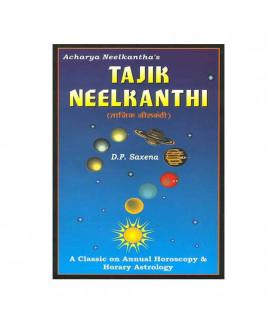 Tajik Neelkanthi (Neel Kanth) in English by D. P.  Saxena- (BOAS-0930)