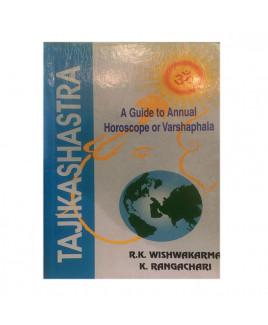 Tajikashashtra -A Guide to Annual Horoscope Or Varshaphala by Raj Kishore Vishwakarma in English -(BOAS-0583)