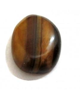 Tiger Eyes Oval Cabochon Gemstone 7.70 Carat (TE-04)