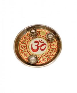Pooja/ Puja ki Thali - 110 gm (DIPT-002)
