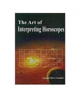 The Art of Interpreting Horoscopes in English - (BOAS-0539)