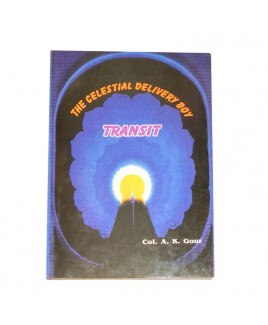 Transit: The Celestial  Delivery Boy In English by Col. A. K. Gour  (BOAS-0665)