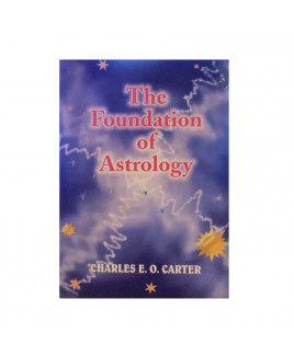 The Foundation Of Astrology By Charles E. O. Carter In English-(BOAS-1053)