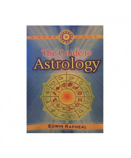 The Guide To Astrology By Edwin Rapheal In English-(BOAS-1055)