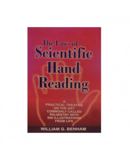 The Laws Of Scientific Hand Reading By William G. Benham In English-(BOAS-1049)