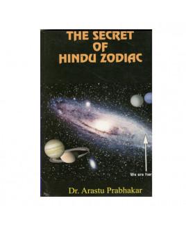 The Secrets of Hindu Zodiac in English by Dr. Arastu Prabhakar- (BOAS-0969)