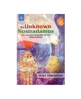 The Unknown- Nostradamus in English - Paperback-  (BOAS-0793)