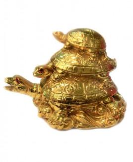 Triple Tortoise - 8 cm (FETO-002)