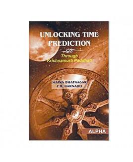Unlocking Time Prediction through K. P. Astrology in English by Maina Bhatnagar- (BOAS-0970)
