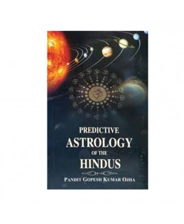 Predictive Astrology of the Hindus in English - Paperback - (BOAS-013)