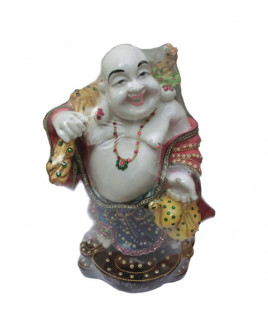 Bejeweled Laughing Budhha - 36 cm (FELB-01)