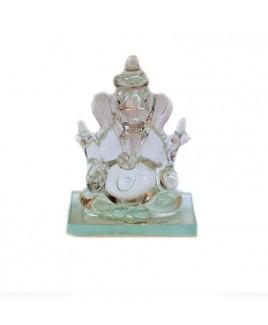 Vastu Crystal Ganesha - 7 cm
