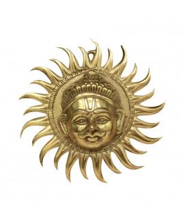 Sun in Golden Metal - 670 gm (VAGS-001)
