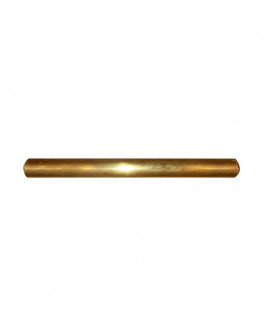Brass Geopathic Stress Neutralizer Rod (VTCR-002)