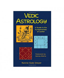Vedic Astrology in English - (BOAS-0794)