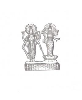 Parad Lakshmi Narayana Idol -100 Gm- (PAVL-001)