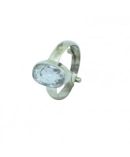 White Topaz Ring (WTR-001)