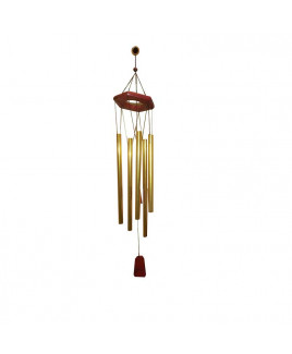 Wind Chime with Five Rods (FEMWC-009)