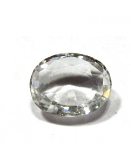 Natural White Topaz Oval Mix Gemstone  - 3.95 Carat (WT-04)