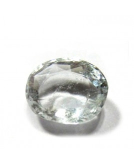 Natural White Topaz Oval Mix Gemstone - 4.40 Carat (WT-05)