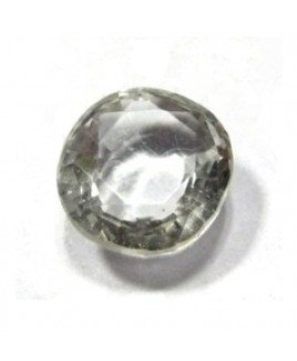 Natural White Topaz Oval Mix Gemstone - 3.95 Carat (WT-07)