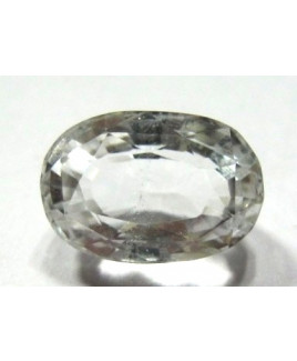 Natural White Topaz Oval Mix - 8.80 Carat (WT-03)