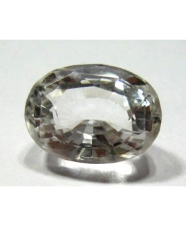 Natural  White Topaz Oval Mix - 8.95 Carat (WT-09)