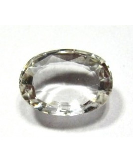 Natural White Topaz Oval Mix - 5.85 Carat (WT-12)