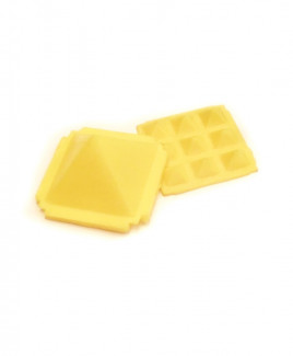 Yellow Pyramid - 3 cm (PYYE-003)