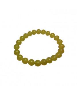 Yellow Agate Bracelet (BRYA-001)