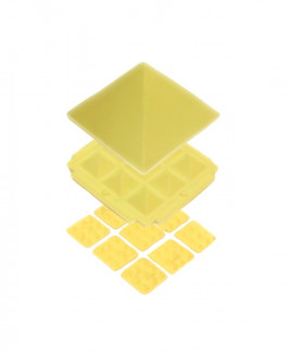 Yellow Pyramid - 13 cm (PYYE-001)