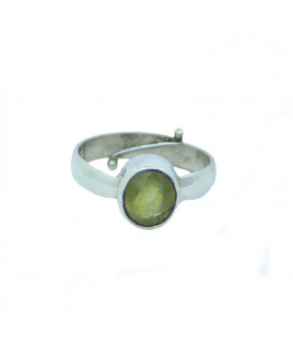 Yellow Sapphire Ring (YSR-001)
