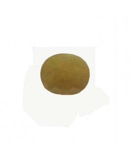 Yellow Sapphire (Pukhraj) Oval Mix Gemstone -8.60 Carat (YS-07)